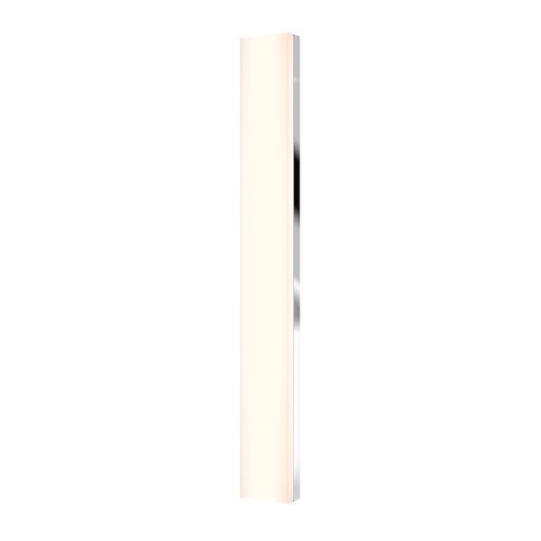 Polished Chrome 37-Inch LED Bath Bar, image 1