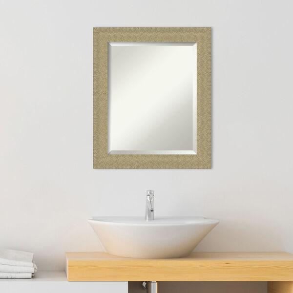 Mosaic Gold 20W X 24H-Inch Bathroom Vanity Wall Mirror, image 3
