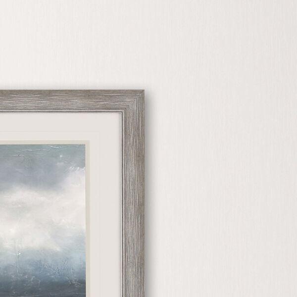 Oceanscape II Blue Framed Art, image 3