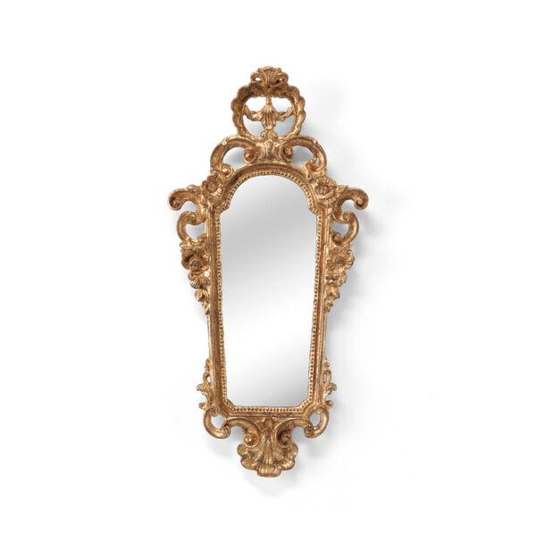 Firenze Gold Wall Mirror, image 1