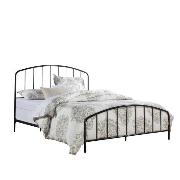 Tolland Black Metal Bed, image 3