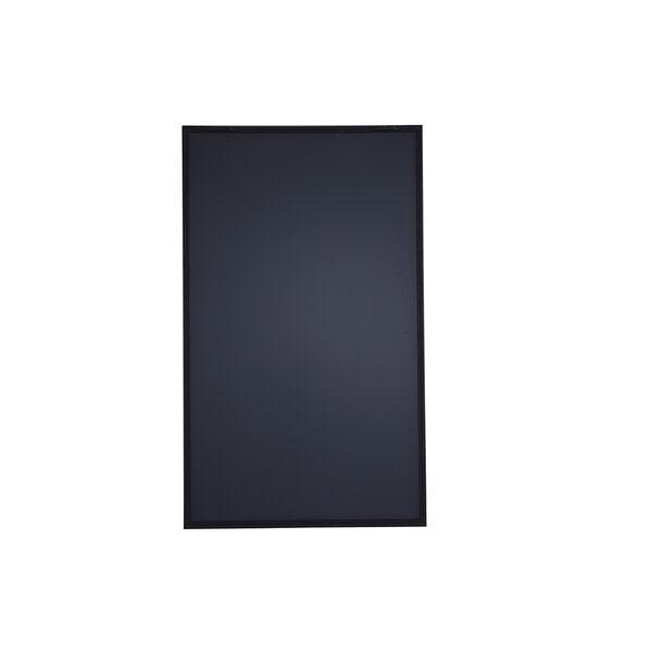 Eternity Black 24-Inch Mirror, image 5