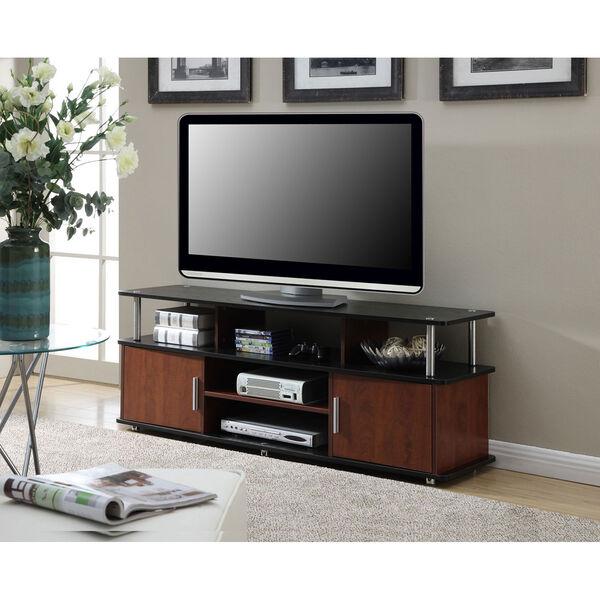 Designs2Go Cherry TV Stand, image 3