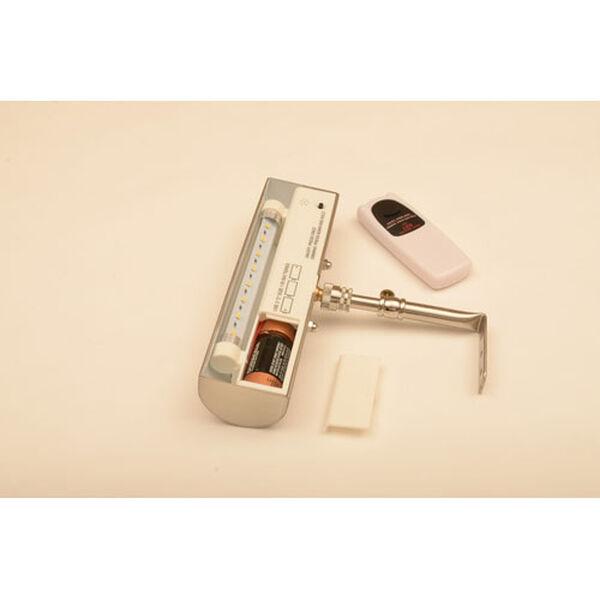Slimline Black 8 Inch Cordless LED Remote Control Picture Light, image 6