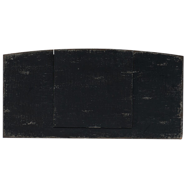Alfresco Black Vanity Desk, image 5