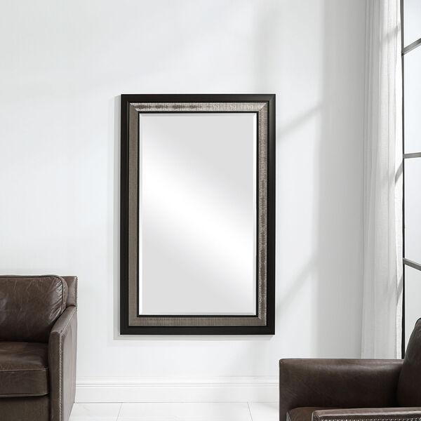 Chamberlain Silver and Ebony Mirror, image 3