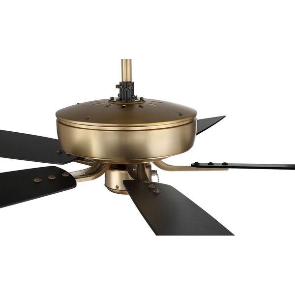 Pro Plus Satin Brass 52-Inch Ceiling Fan, image 6