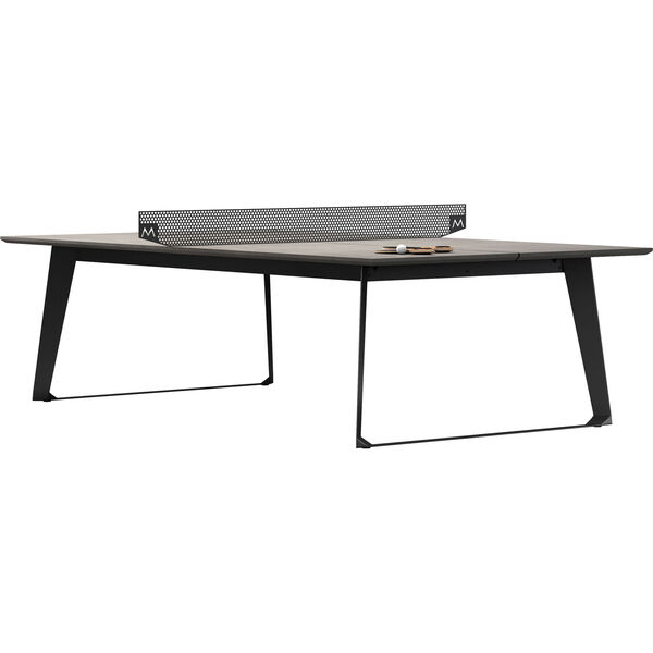 Amsterdam Gray Concrete Ping Pong Table, image 14