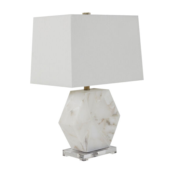 Madden Antique Brass One-Light Table Lamp, image 2