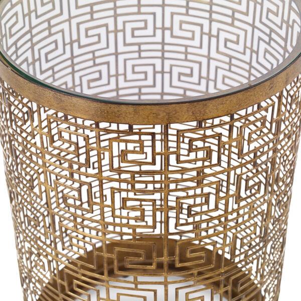 Algernon Gold Coffee Table, image 3