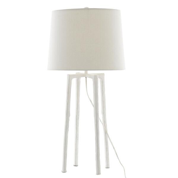Rowan White One-Light Table Lamp, image 3