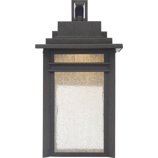 Beacon 16-Inch Stone Black LED Outdoor Wall Sconce, image 3