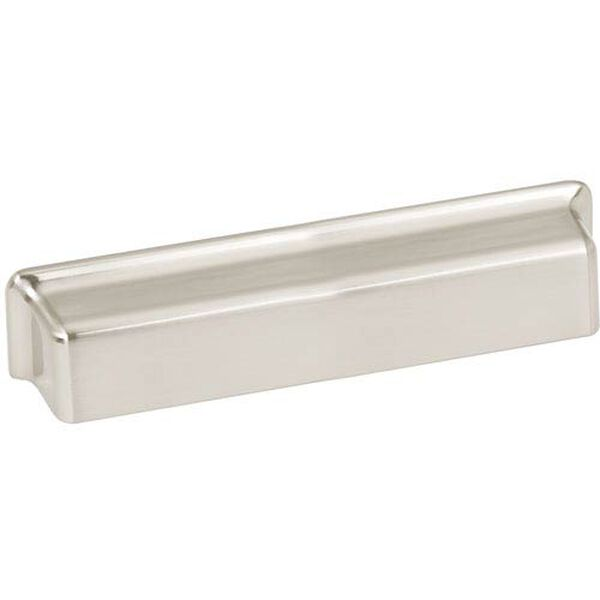 Satin Nickel 5-Inch Cup Pull, image 1