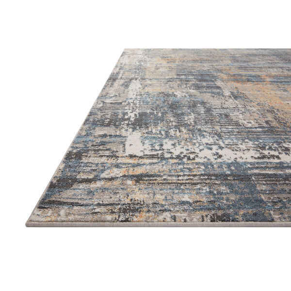 Maeve Slate and Apricot 9 Ft. 3 In. x 13 Ft. Area Rug, image 3