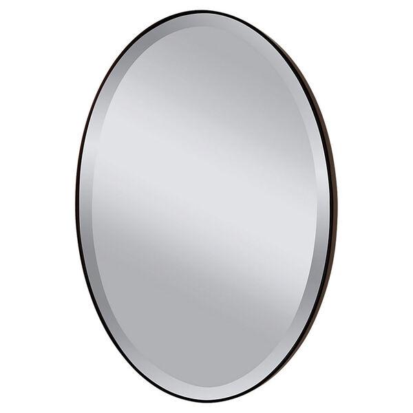 Johnson Oil Rubbed Bronze Mirror, image 1