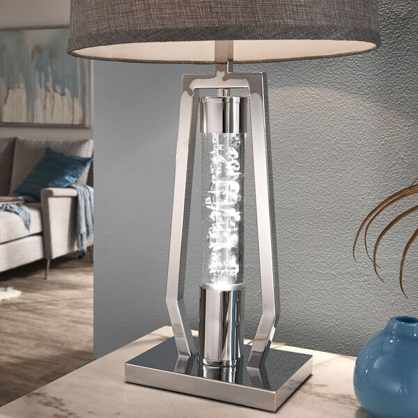 Hayes Chrome One-Light Table Lamp, image 5