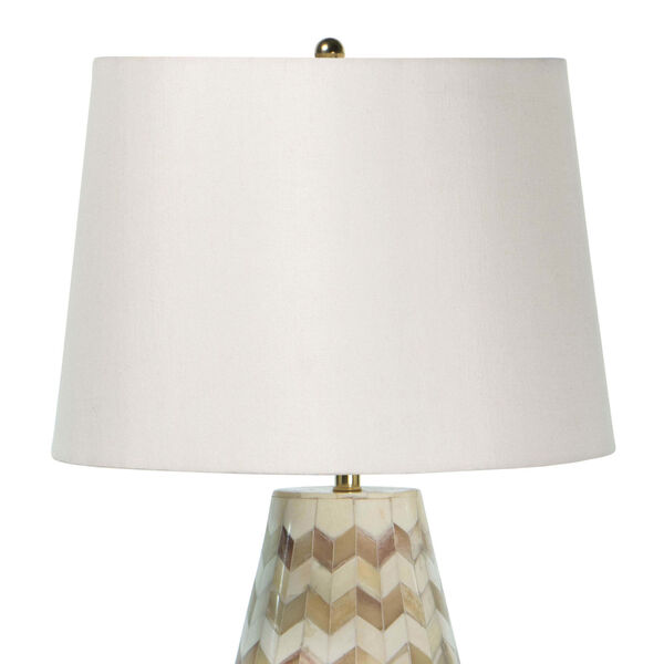 Cassia Natural One-Light Table Lamp, image 3