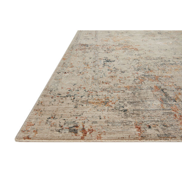 Axel Silver and Spice 6 Ft. 7 In. x 9 Ft. 10 In. Area Rug, image 3