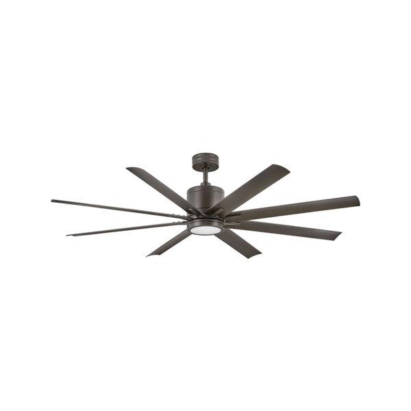 Vantage Metallic Matte Bronze LED 66-Inch Ceiling Fan, image 1
