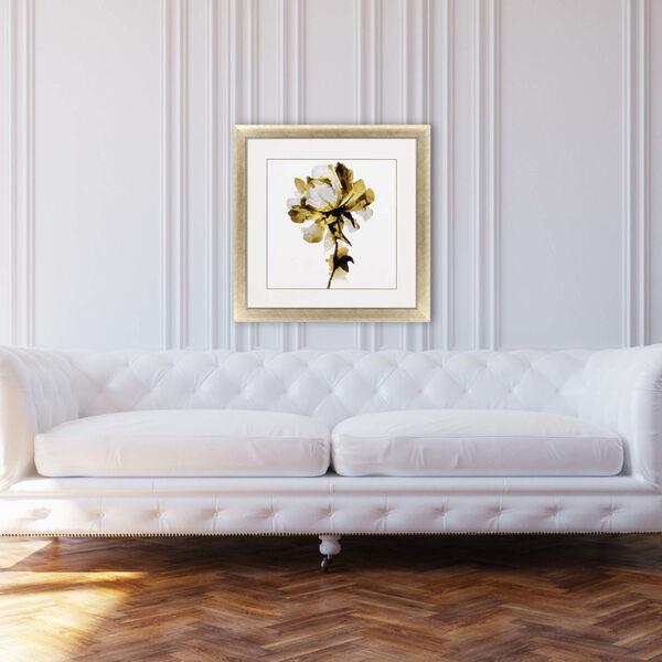 Fresh Bloom I Yellow Framed Art, image 1