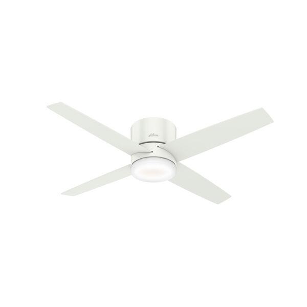 Advocate Low Profile 54-Inch DC Motor Smart LED Ceiling Fan, image 1
