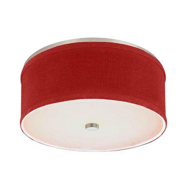 Fabbricato Crimson 14.5-Inch Recessed Light Shade, image 1