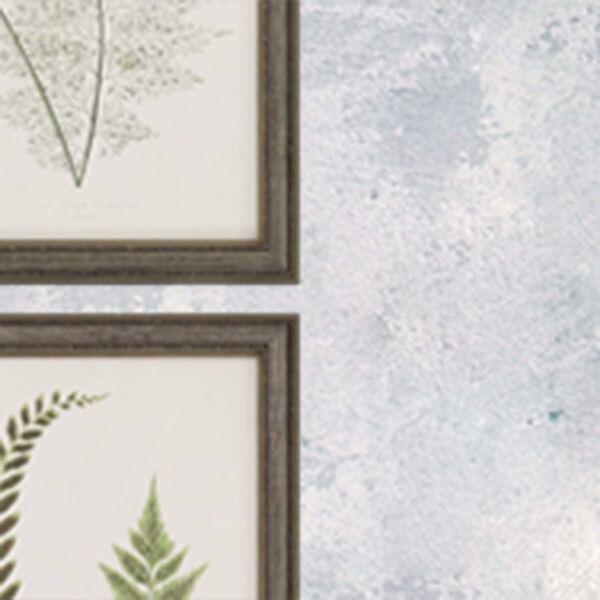 Fern Study I Green Framed Art, Set of Four, image 3