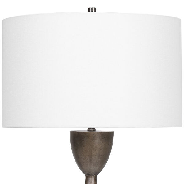 Waller Old Iron One-Light Table Lamp, image 4