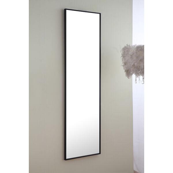 Eternity Black 18-Inch Mirror, image 2