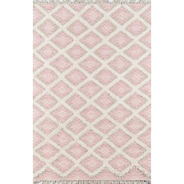 Harper Pink Rectangular: 2 Ft. x 3 Ft. Rug, image 1