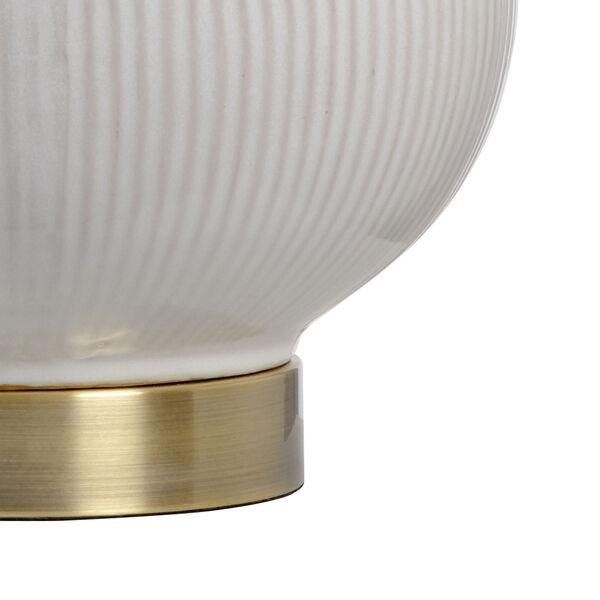 MarketPlace Almond Glaze One-Light Table Lamp, image 2