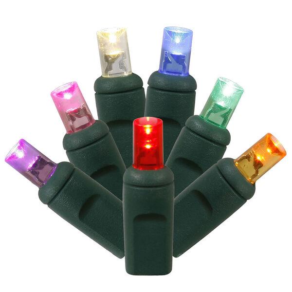 Multicolor LED Light Set with 100 Lights, image 1