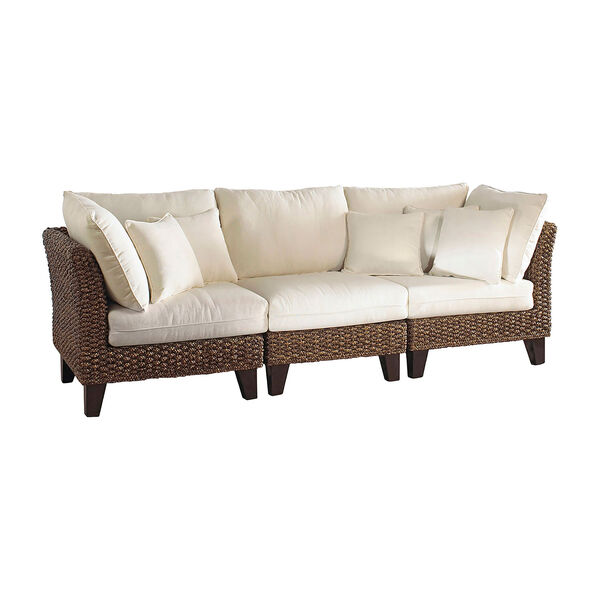 Sanibel Three-Piece Sofa Set with Cushion, image 1