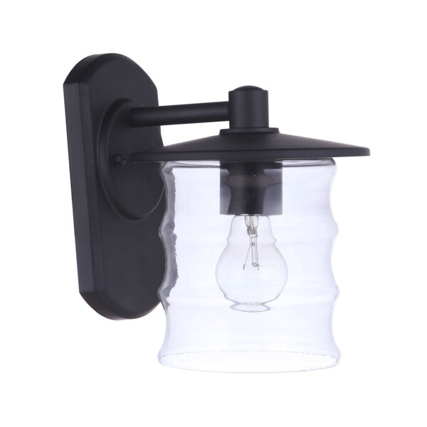 Canon Midnight Eight-Inch One-Light Outdoor Wall Sconce, image 5