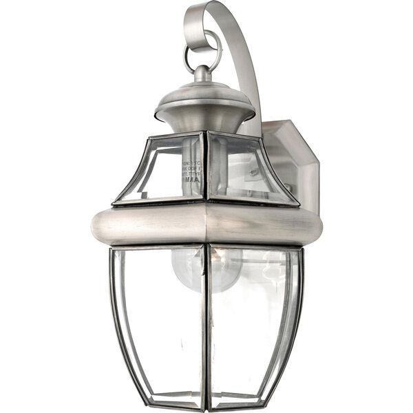 Newbury Wall-Mounted Outdoor Lamp, image 1
