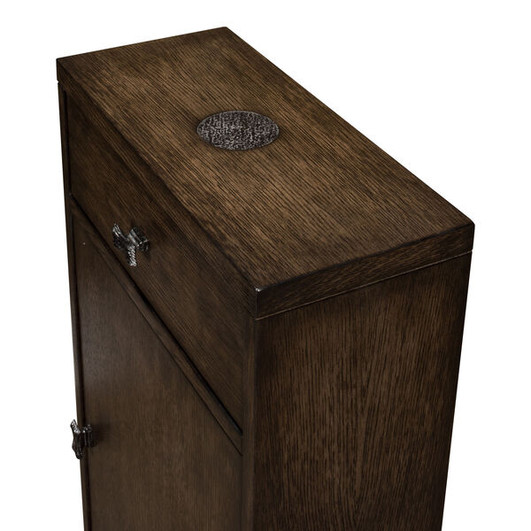 Artisan Gray Fairmont Cabinet, image 4