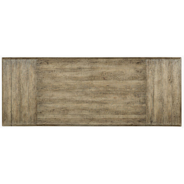 La Grange Barn Wood 60-Inch Console Table, image 3