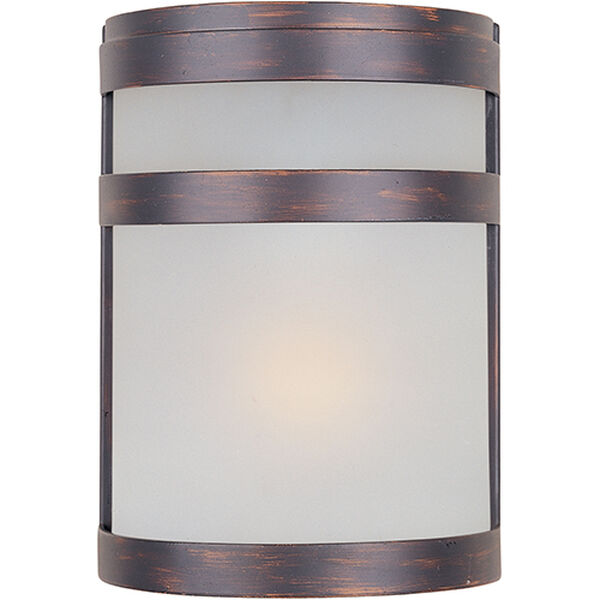 Oil Rubbed Bronze LED ADA Wall Sconce, image 1