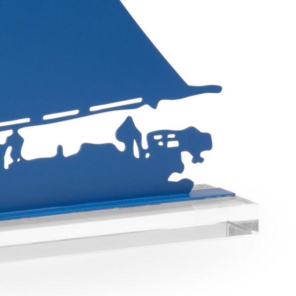 Regatta Blue 25-Inch Home Decor, image 2