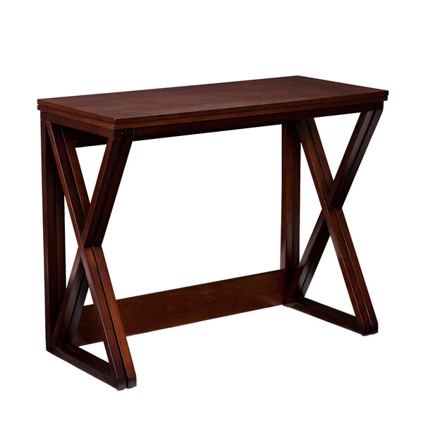 Derby Counter Height Universal Table - Espresso, image 2