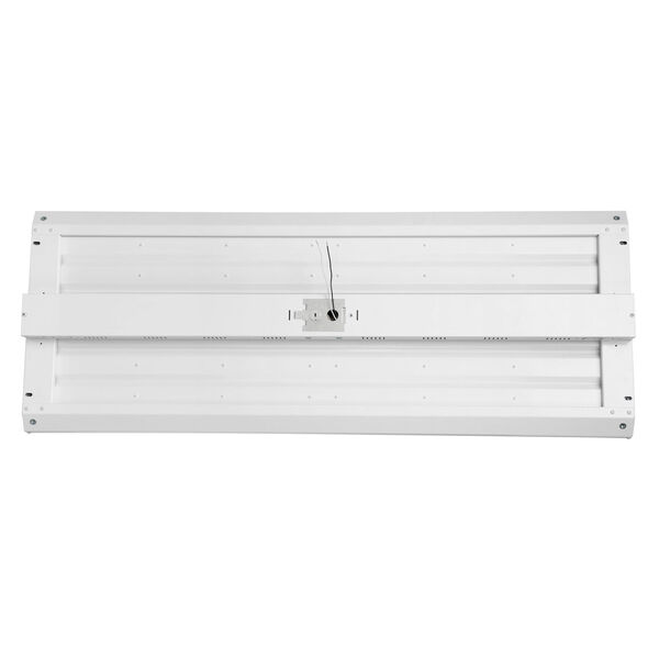 White 48-Inch 320W LED High Bay Hanging Light, image 2