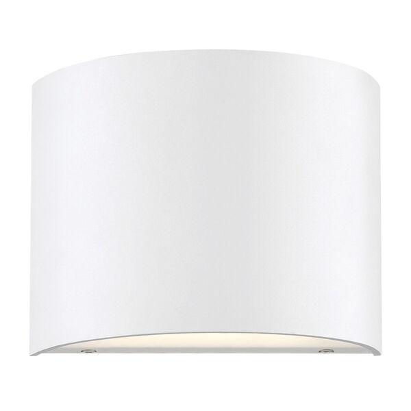 Pocket White Three-Inch LED Wall Sconce, image 2