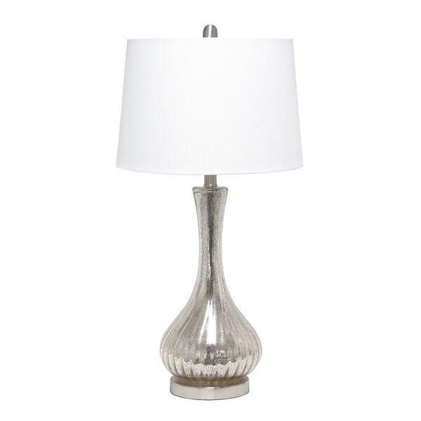 Opal Mercury One-Light Table Lamp, image 1