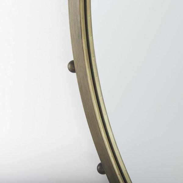 Elena III Gold Wall Mirror, image 4
