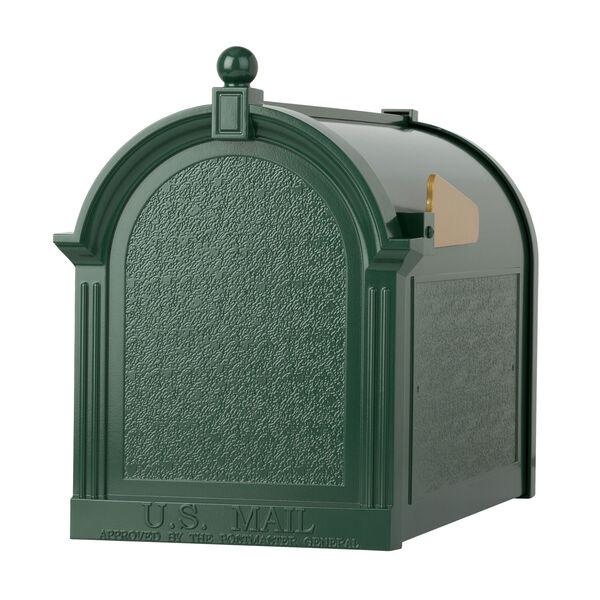 Green Capital Mailbox, image 1