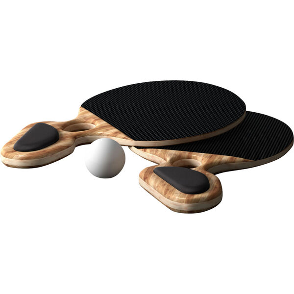 Amsterdam Gray Concrete Ping Pong Table, image 5