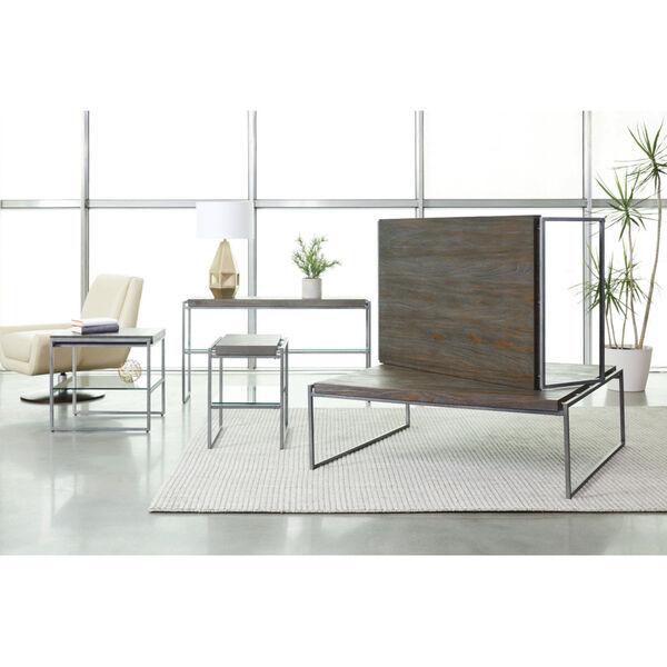 Thiago Brown Rectangular End Table, image 4