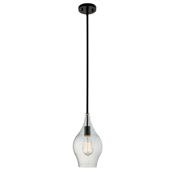 Mosser Black One-Light Mini-Pendant, image 2
