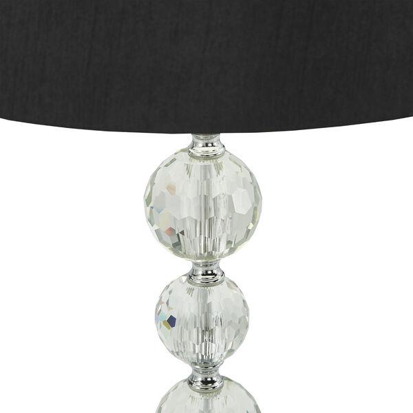 Janine Chrome One-Light Floor Lamp, image 3