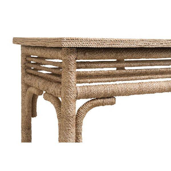 Olisa Natural Console Table, image 2